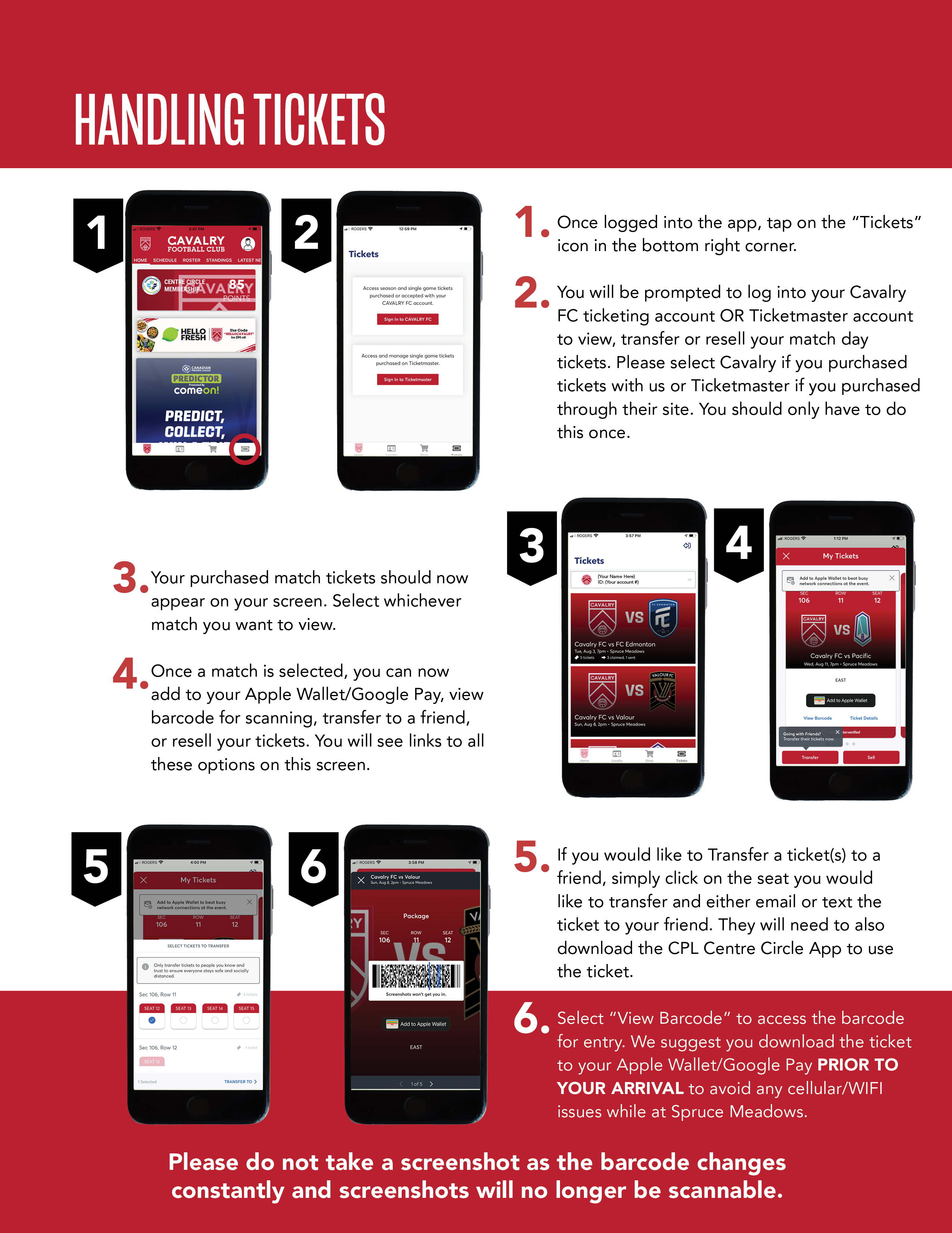 2021 Mobile Ticket Step by Step2