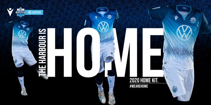 The Wanderers 2020 home kit.