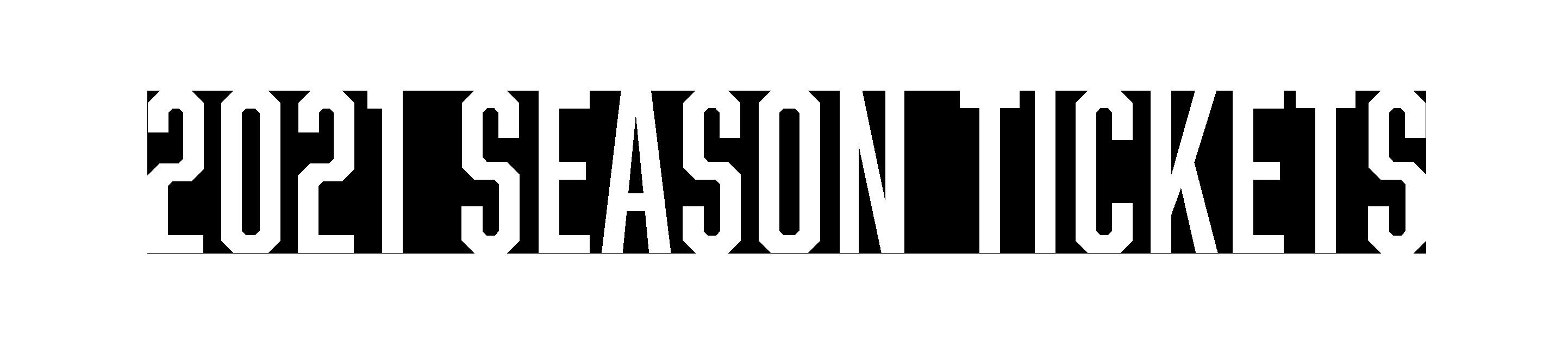 2021 Season Tickets Header