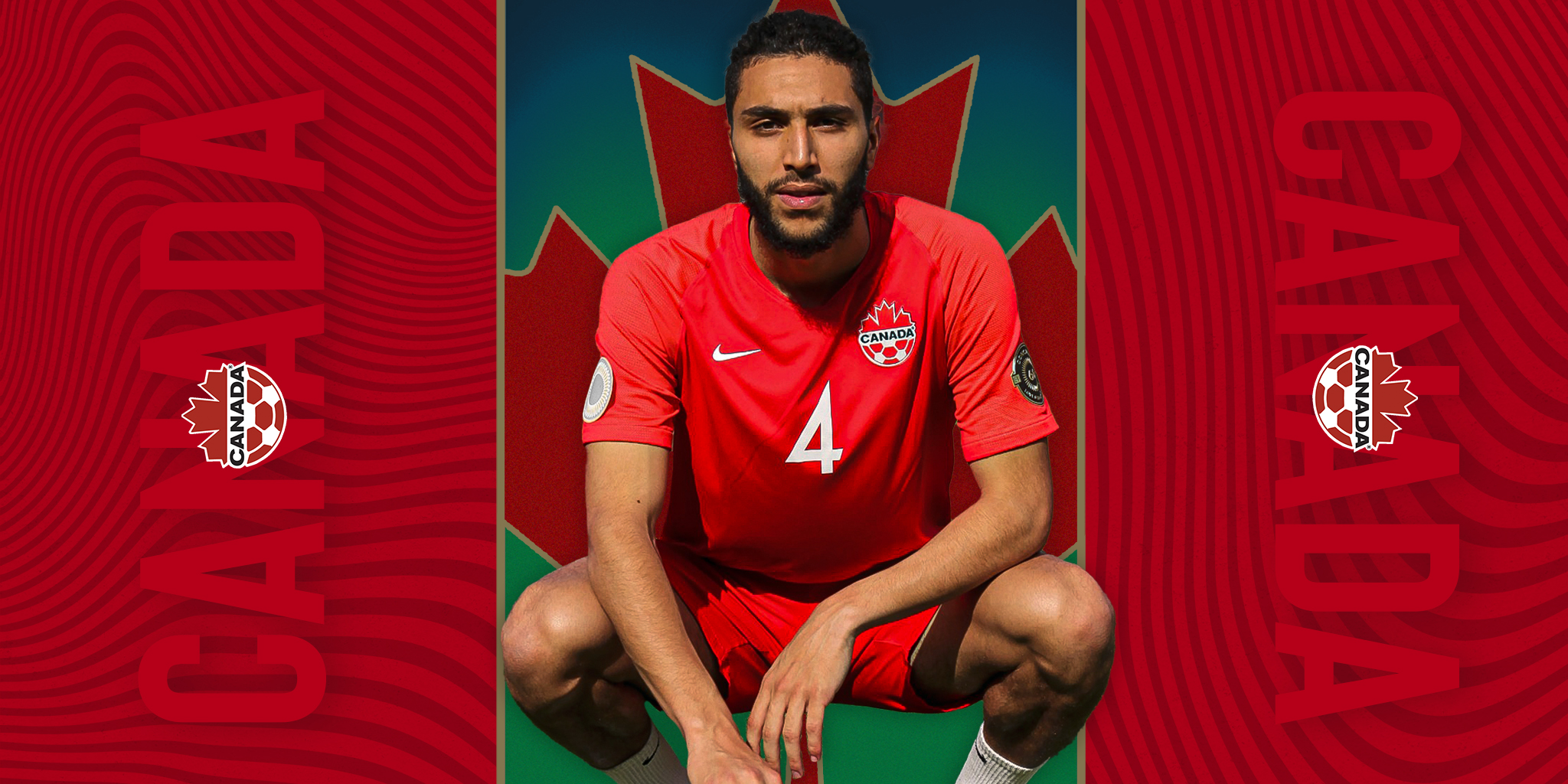 'A feeling that can't be described': Abzi looks back on Canada debut